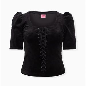 NWT Betsey Johnson with Torrid corset top